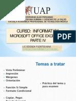 13. Excel 2007 Parte IV