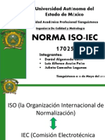 Norma 17025