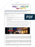 Eurekahedge Index Flash - May 2013