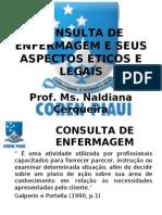 Consulta de Enfermagem e Seus Aspectos Eticos e1