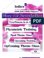 True GX Newsletter May 09