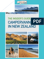 New Zealand Campervan Rental Guide by Motorhome Republic