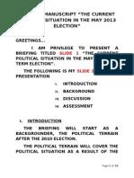 01 Briefing Manuscript