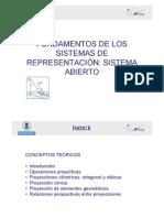 Fundamentos de los sistemas de representación