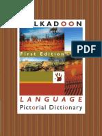 Kalkadoon Dictionary