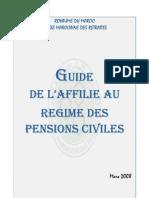 Guide Affilie v2008 Fr