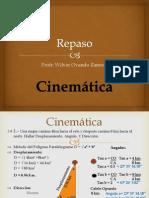 Cinemática - Ejercicio 1