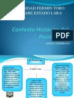 Contexto Historico Del Positivismo