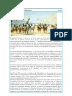 Historia del Ejército Boliviano