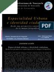 Espacialidad Urbana e Identidad Ciudadana
