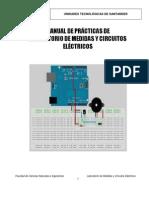 Lab. de Medidas y Circuitos Practica 1