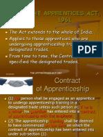 Apprentice Act 1961