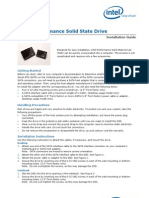 Performance Ssd Installation Guide 320169