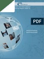 Annual Report eClerx 2010
