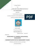 Final Competency Development Initiatives-