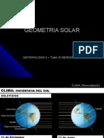 Geometria Solar Acondi