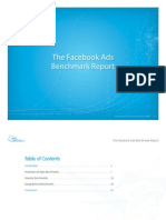 Facebook Ads Benchmark Report