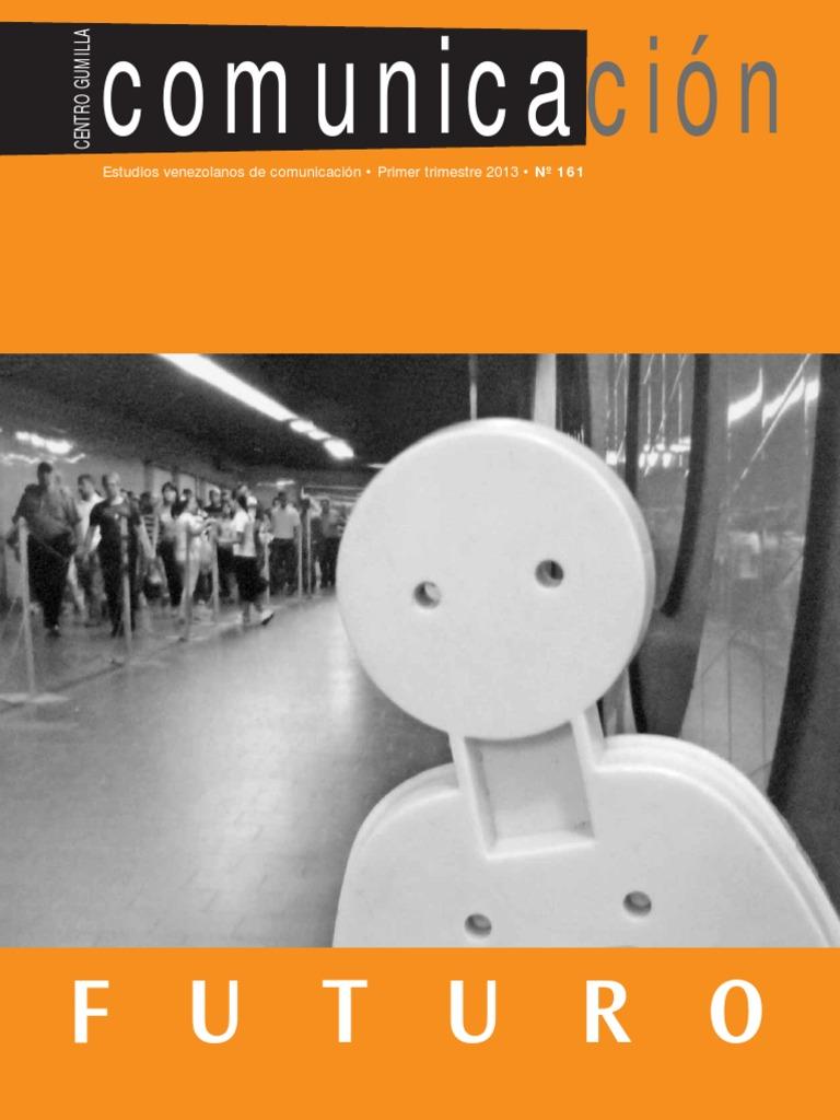Revista Comunicación 161