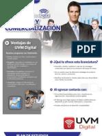 Licenciatura Ejecutiva en Ventas y Comercialización