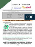 Newsletter 13th June
