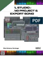 Tutorial FL Studio Basic Part 4