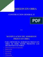 EL HORMIGON EN OBRA.ppt