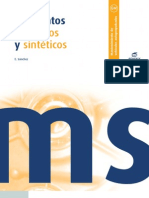 Elementos Metálicos y Sintéticos