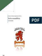 Acta Asamblea 12.06.2013