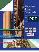Concrete Plant Standards