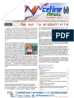 CetimeNews.60.Novembre.2012