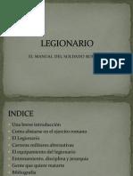 Legionario Alvaro Alonso Cultura Clasica