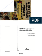 El ABC de las instalaciones eléctricas residenciales - Enriquez Harper