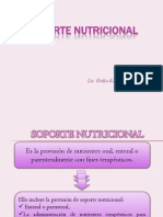 11 Soporte Nutricional Pediatrico