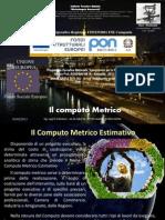 Computo metrico