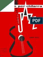 Abner Rossi - Metodo Per Chitarra Jazz.vol 1 (Jazz Guitar Method-metodo Para Guitarra Jazz)