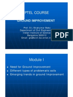 Ground improvement lecture