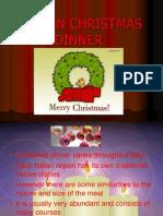 Italian Christmas Dinner 2