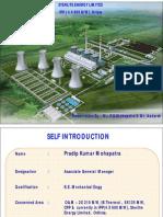 Aadarsh Presentation on Boiler & Its Auxiliaries for SEL,Vedanta Draft
