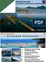 Belajar dari Provinsi Kepulauan Riau Membuat Rencana Induk Pelabuhan