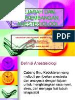 1_Sejarah_Anestesiologi_Pendahuluan