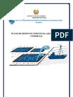 Plano de Desenvolvimento Da Aquacultura Comercial - INAQUA