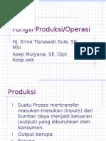 Fungsi Produksi01