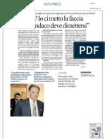 Intervista di Repubblica Napoli - Gianni Lettieri