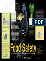 Meet the Challenges in Food Safety With the Leader in Analys