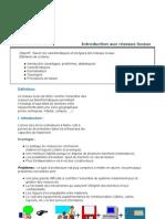 Télécharger cours réseau local PDF - réseau informatique