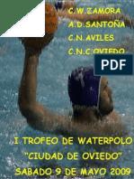 Bases Trofeo Ciudad de Oviedo