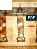 Ramadan Entertainment Guide Le Meridien Abu Dhabi
