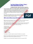 RBI Grade B Officer Exam Syllabus 2013 Online Exam Pattern Descriptive Type Test Syllabus