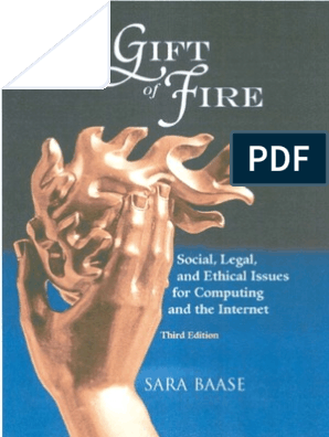 A gift of fire | Blog | Social Networking Service