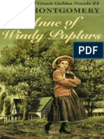 Anne of Windy Poplars